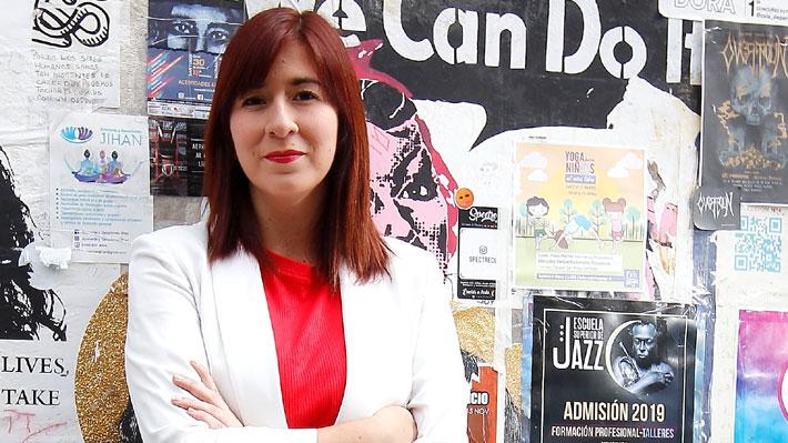 Diputada Catalina Pérez se impone en elección interna de RD y se convierte en nueva presidenta del partido