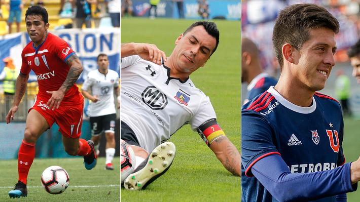 """Colo Colo es el que ha dejado más dudas: Revisa cómo les ha ido en la pretemporada a los tres """"grandes"""" de Chile"""