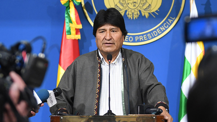 Evo Morales alcanza un 36,5% en las primarias presidenciales y la oposición habla de fracaso del Gobierno Boliviano