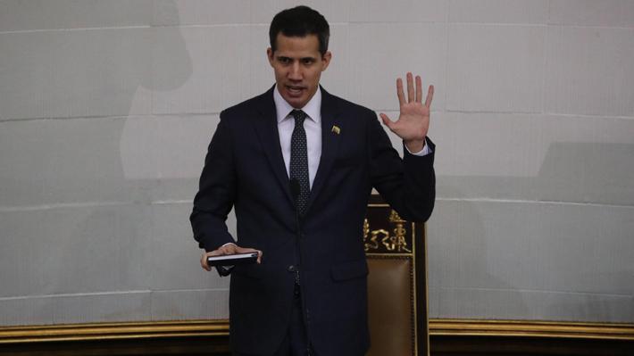 Juan Guaidó pide a Reino Unido detener repatriación de toneladas de oro venezolano que solicita Maduro
