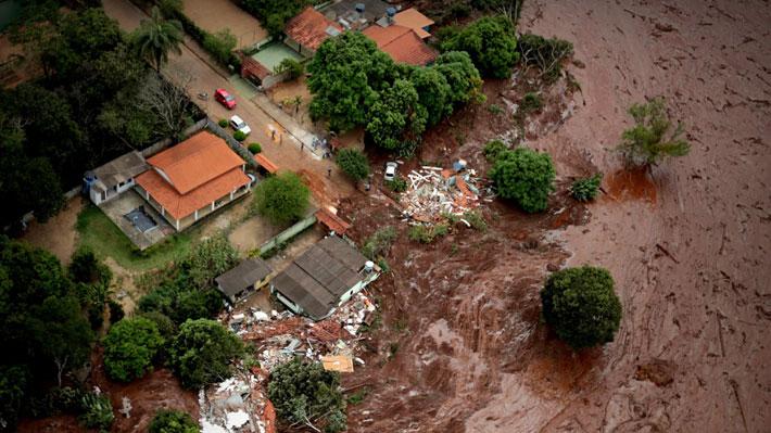 Aumenta a 60 personas la cifra de fallecidos por accidente minero en Brasil