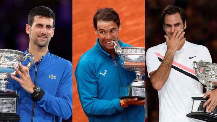 Tras el título de Djokovic en Australia: ¿Cómo viene la lucha por ser el máximo ganador de Grand Slams en la historia?