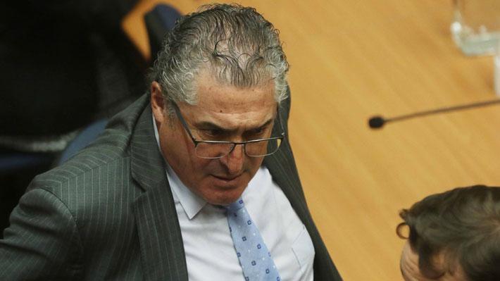 Caso SQM: Defensa de senador Pizarro recurre al TC para mantener rechazo de desafuero