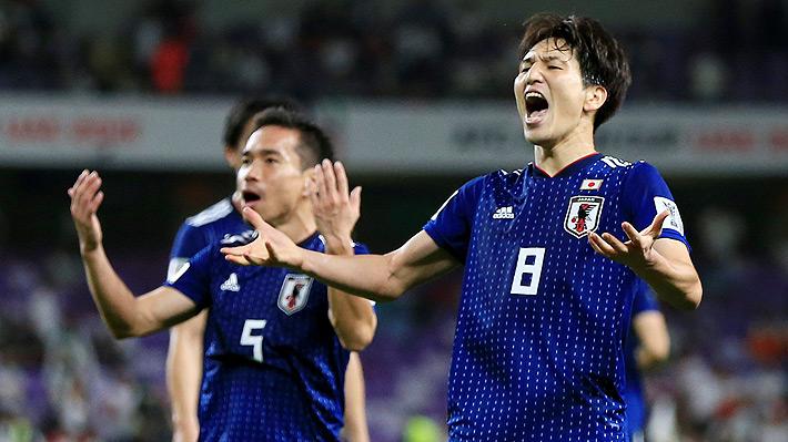 Japón, rival de Chile en la Copa América, goleó a Irán y accedió a la final del torneo continental en Asia
