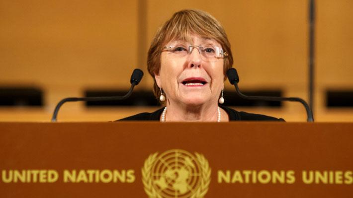 Aseguran que EE.UU. habría intentado impedir nombramiento de Bachelet como Alta Comisionada de la ONU