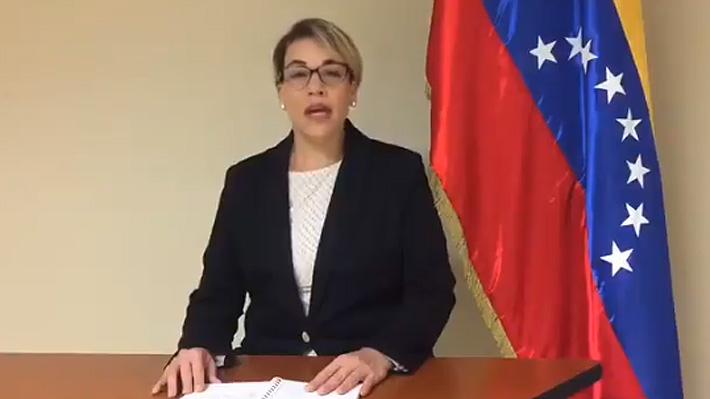 Vicecónsul de Venezuela en Miami reconoce a Guaidó como Presidente en desmedro de Maduro