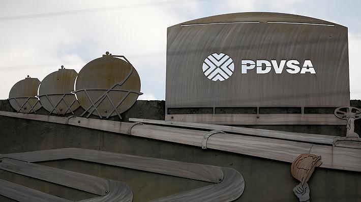 EE.UU. sanciona a petrolera venezolana Pdvsa como parte de arremetida contra Maduro