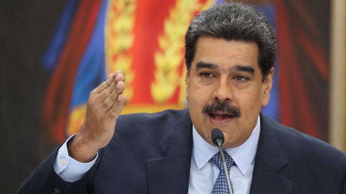 Maduro anuncia acciones legales contra EE.UU. por sanciones a petrolera venezolana Pdvsa