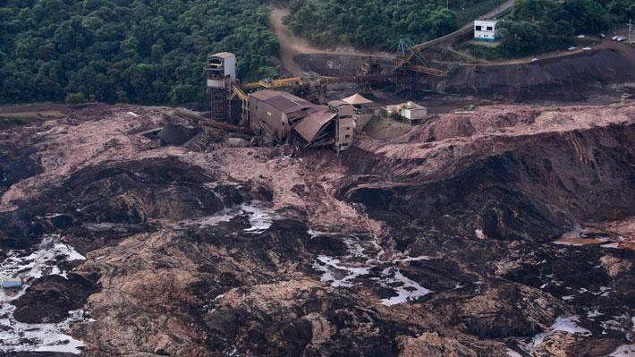 Cinco personas fueron detenidas por alteración de documentos tras ruptura de presa en Brasil