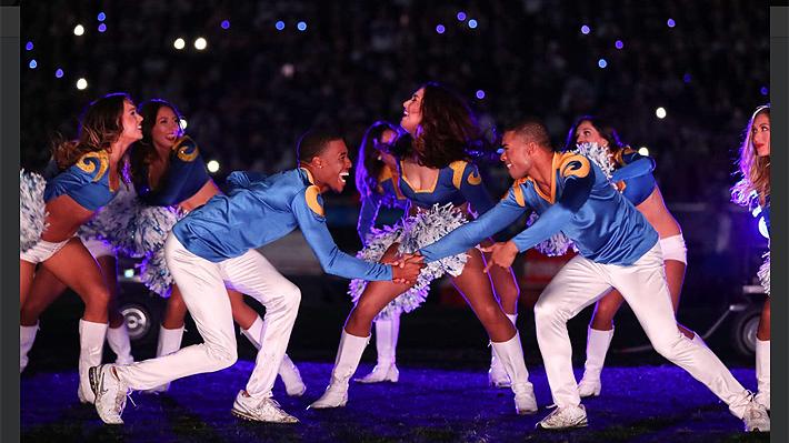 Por primera vez el Super Bowl tendrá cheerleaders hombres para animar a los jugadores