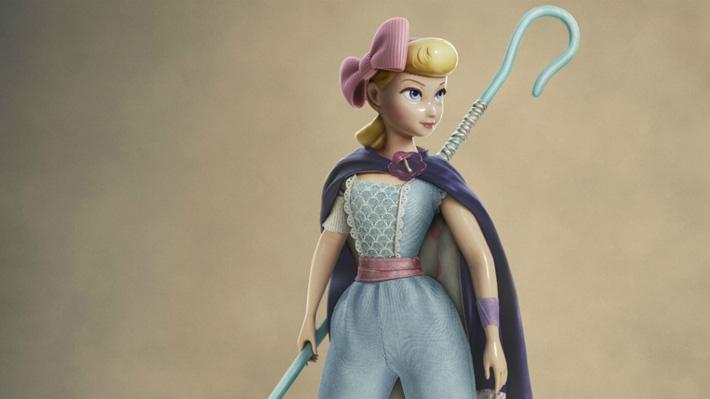 """La renovada apariencia de Betty """"La pastorcita"""" en su regreso a la saga """"Toy Story"""""""