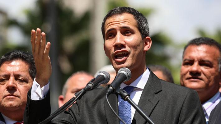 Washington permite a Juan Guaidó acceder a fondos del Gobierno de Maduro en cuentas de EE.UU.