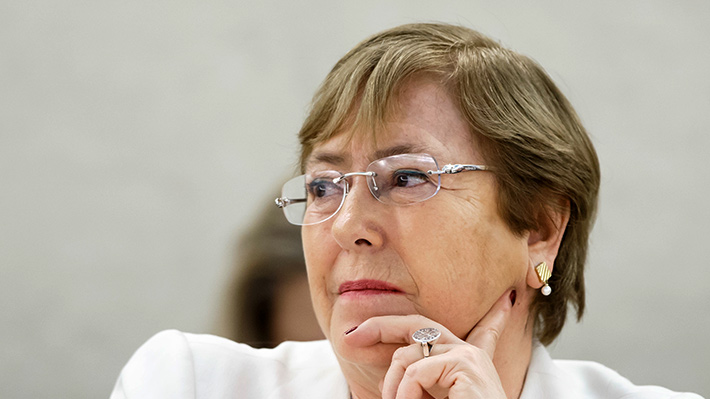 ONU cifra en más de 40 los muertos en Venezuela y dice que aún no hay condiciones para que Bachelet viaje al país