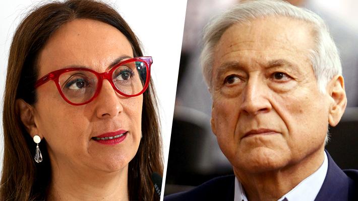 """Ministra Pérez y caricatura publicada por Heraldo Muñoz: """"No me gusta cuando se busca denigrar"""""""