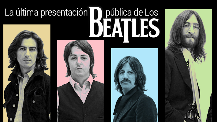 Trivia: Los Beatles tuvieron su última presentación pública hace 50 años, ¿cuánto sabes de ella?