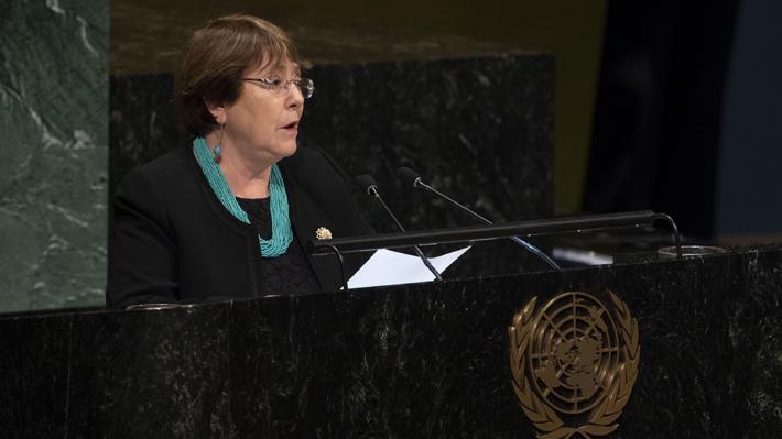 Oposición y oficialismo se enfrentan por rol de Bachelet en Venezuela tras último anuncio de la ONU
