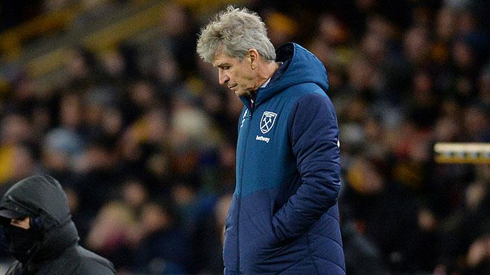 Después de su fracaso en la FA Cup, el West Ham de Pellegrini ahora es goleado en la Premier