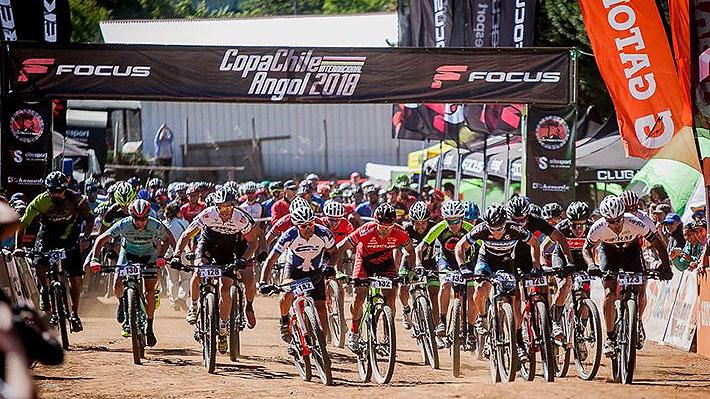 Más de 300 corredores darán vida a torneo de mountainbike Cross Country que da puntos para clasificar a los JJ.OO.