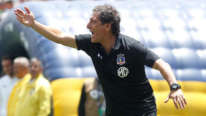"""Mario Salas acaba con una costumbre en Colo Colo y el cambio habría sido aceptado a """"regañadientes"""" por el plantel"""