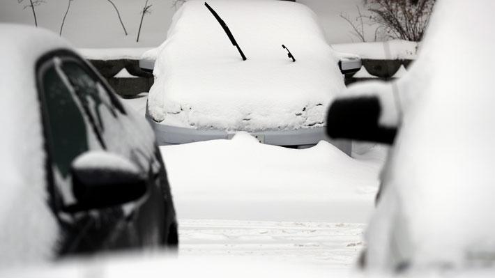 Galería: Las imágenes que ha dejado la intensa ola de frío en Estados Unidos