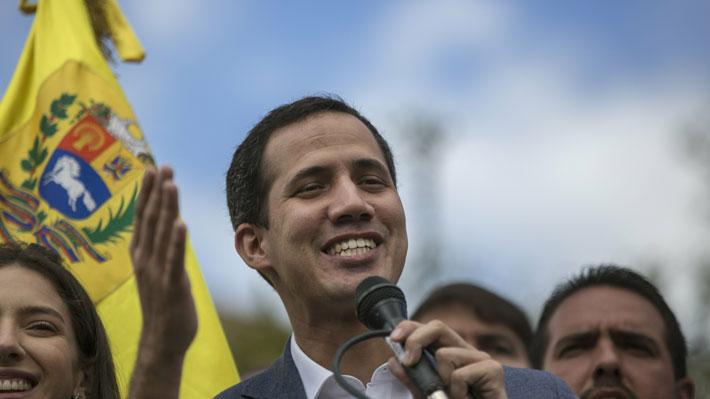 """Guaidó revela llamada de Trump: """"Reiteró su completo respaldo a nuestra labor democrática"""""""