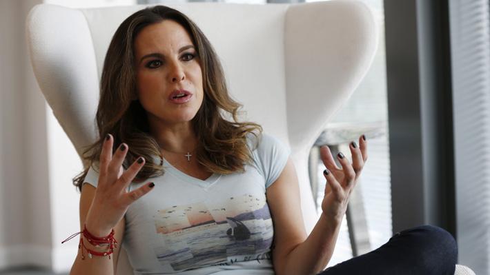 """Kate del Castillo sobre la visita a """"El Chapo"""" con Sean Penn: """"No me arrepiento en absoluto"""""""
