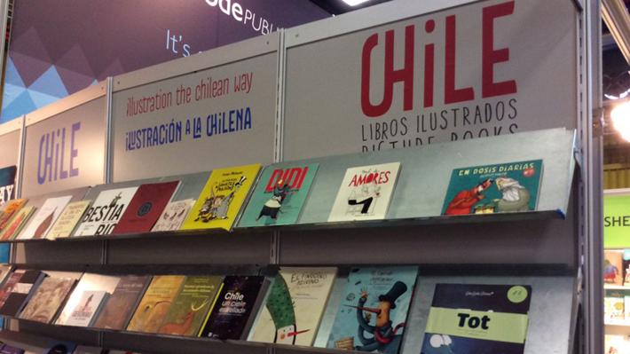 Resultados anuales de la producción de libros en Chile: Literatura infantil es la que más aumenta