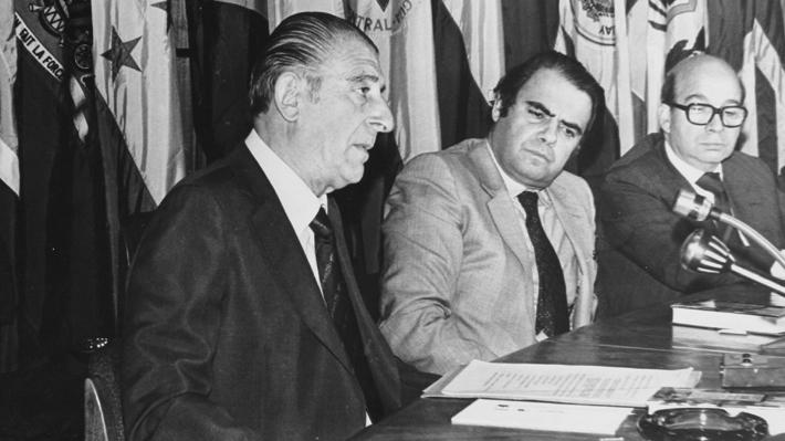 Juez Madrid condena a seis personas por el homicidio del ex Presidente Eduardo Frei Montalva ocurrido en 1982