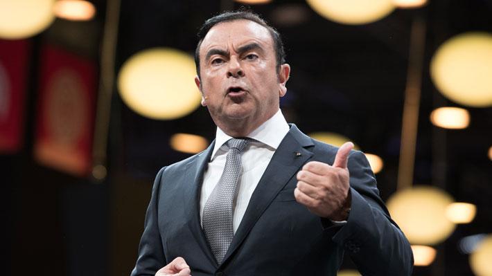 """Carlos Ghosn ahora acusa a ejecutivos de Nissan de """"complot y traición"""""""