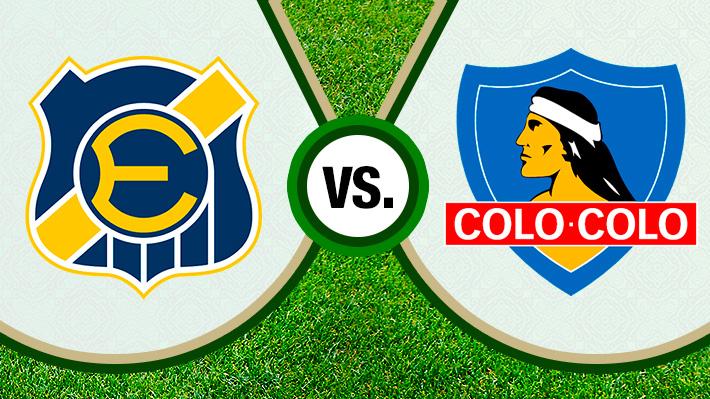 Así fue la caída de Colo Colo ante Everton en el Torneo de Verano
