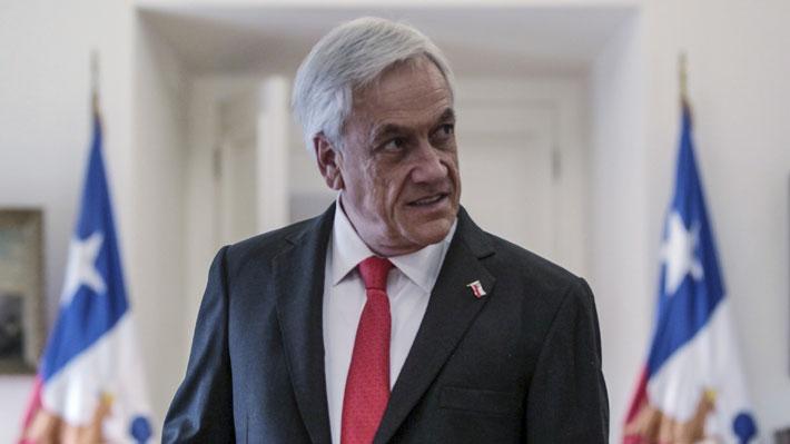 """Presidente Piñera tras fallo por caso Frei: """"Condenamos con indignación este asesinato"""""""