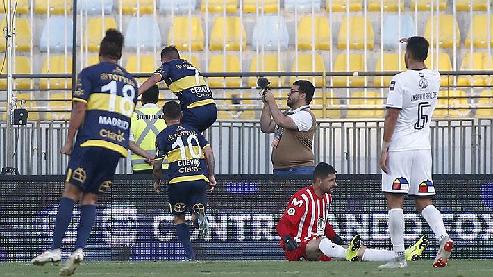 Colo Colo se enreda, permite que Everton lo de vuelta y se va sólo con derrotas del Torneo de Verano