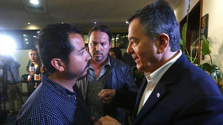 """Canciller tras regreso de equipo de TVN detenido en Venezuela: """"Es la forma en que trabajan las dictaduras"""""""