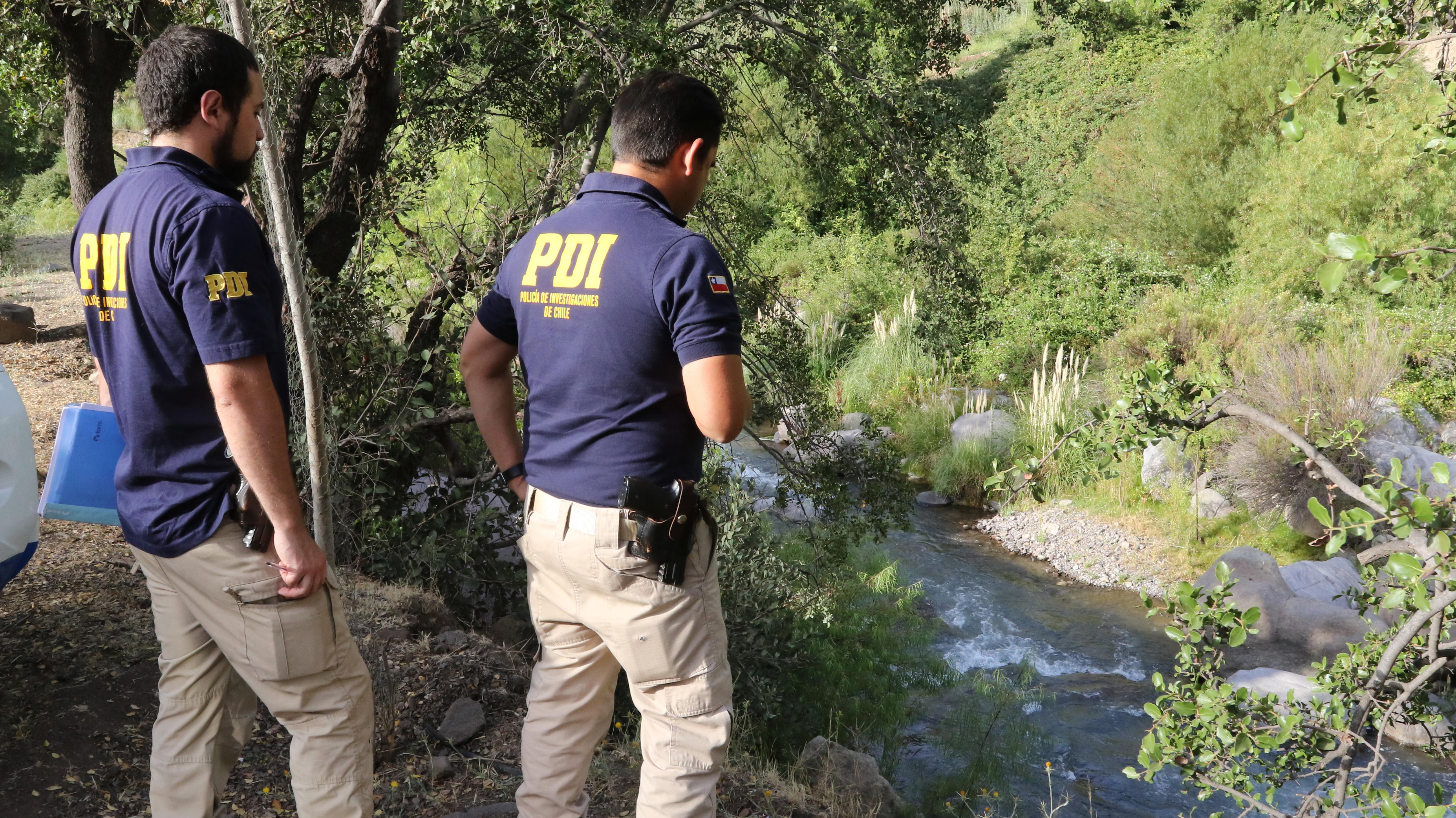 Familiares identifican prendas de Tamara Zurita en cuerpo encontrado en río Biobío