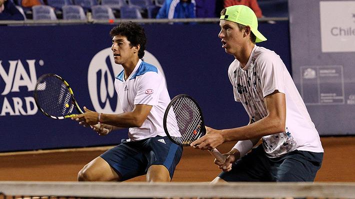 """Jarry se sincera respecto al """"peso"""" que ha significado para él y Garin ser el recambio de la """"generación dorada"""" del tenis chileno"""
