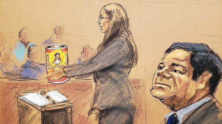 """Fiscalía de EE.UU. presenta una """"montaña de evidencias"""" para demostrar la culpabilidad del """"Chapo"""" Guzmán"""
