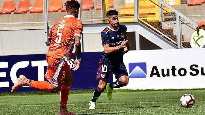 """Nicolás Oroz ya palpita el debut de la U en la Libertadores y asegura que la altura de Arequipa """"no es excusa"""""""