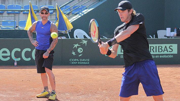 """Entre """"tallas"""" y consejos: Cómo se desenvuelve Marcelo Ríos en la interna del equipo de Copa Davis y el rol clave que juega"""