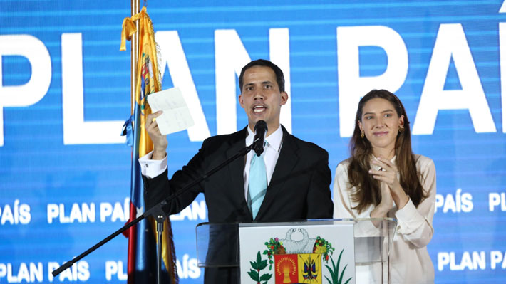 """Los puntos clave del """"Plan País"""" propuesto por Guaidó para solucionar la crisis de Venezuela"""