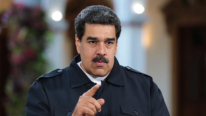 """Gobierno de Maduro anuncia la captura de militares retirados que planeaban """"asesinatos colectivos"""""""