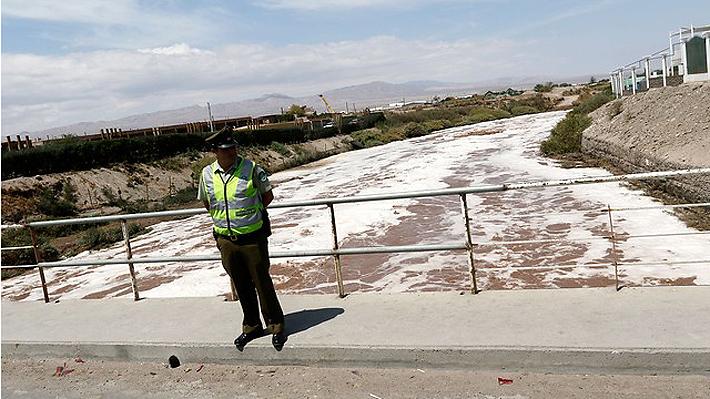 Accidente en río Loa deja a un hombre muerto y a una menor desaparecida