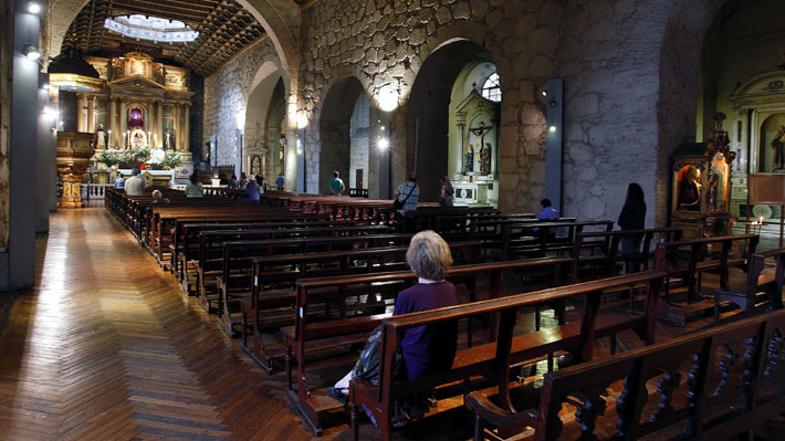 Opus Dei informa que recibió dos denuncias por abusos en contra del sacerdote Patricio Astorquiza