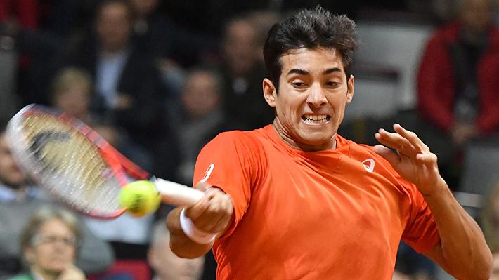 Garin falla en momentos clave, sucumbe ante Novak y Austria iguala la serie con Chile por la Copa Davis