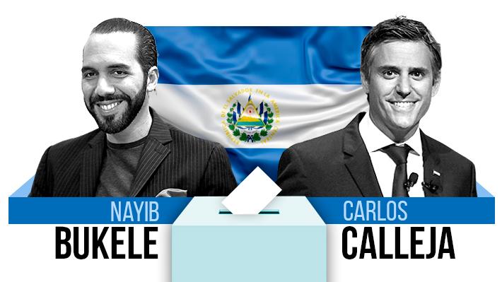 Los números de El Salvador a un día de su elección presidencial y quiénes son sus candidatos principales