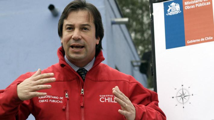 Ministro (s) de OO.PP. viajará este sábado a regiones afectadas por las lluvias en el norte del país