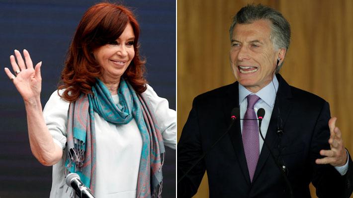 Pese a sus líos judiciales, Cristina Fernández competiría con Macri en las elecciones presidenciales de Argentina