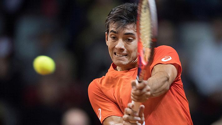 Garin se hace gigante, apabulla a Rodionov y le da la clasificación a Chile a la fase final de la Copa Davis