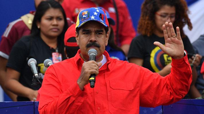 Maduro anuncia una consulta nacional para proponer el adelanto de las elecciones legislativas a este año