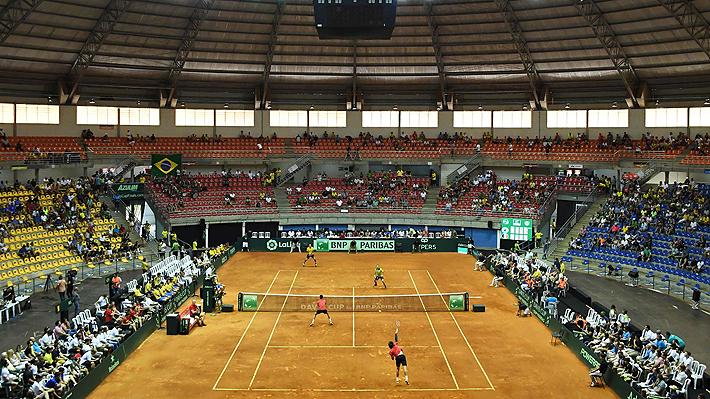 """Así se jugará la fase final de la """"nueva"""" Copa Davis y los países que junto a Chile pelearán por el título"""