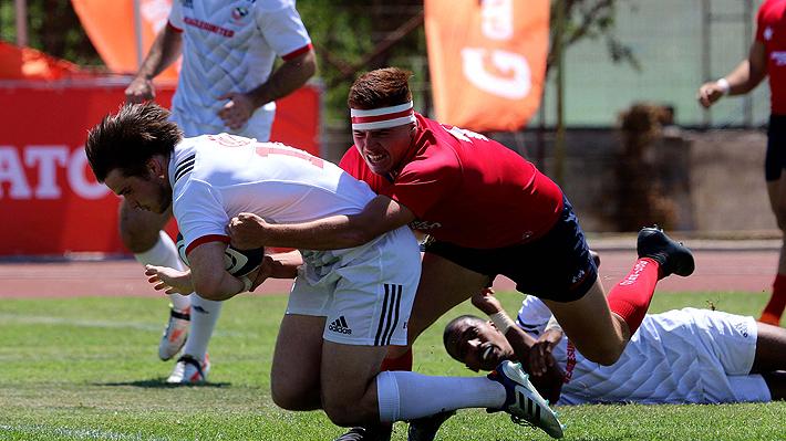 """Los """"Cóndores"""" fueron aplastados por Estados Unidos en el inicio del Americas Rugby Championship"""